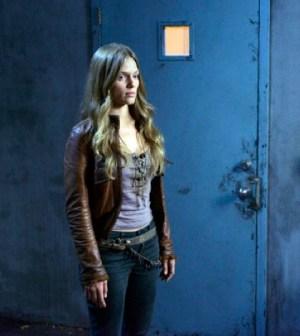 Tracy Spiridakos as Charlie. Image © NBC