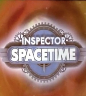 Inspector Spacetime is back on Community (Image © NBC)