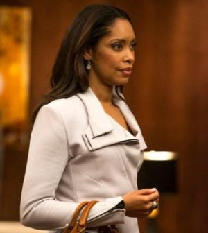 Gina Torres as Jessica Pearson -- (Photo by: Christos Kalohoridis/USA Network)