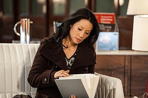 Lucy Liu as Joan Watson. Image © CBS