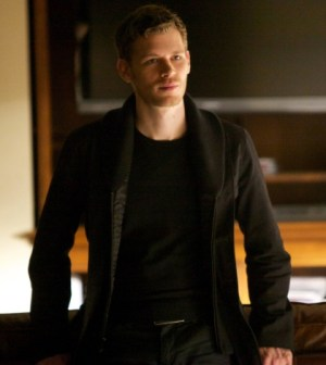 Joseph Morgan as Klaus. Image © CW Network