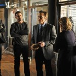 NATHAN FILLION, JON HUERTAS, SEAMUS DEVER, JULIANA DEVER