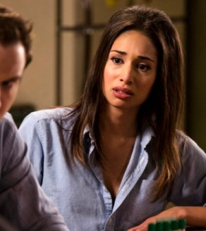 Meaghan Rath as Sally. Image © Syfy