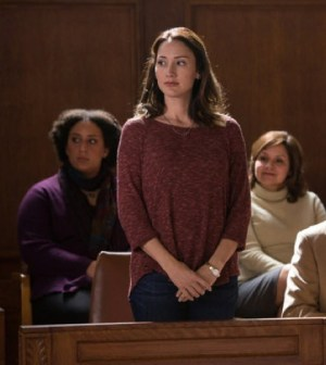 Bree Turner as Rosalee Calvert -- (Photo by: Scott Green/NBC)