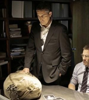 Jim Caviezel as John Reese. Image © CBS
