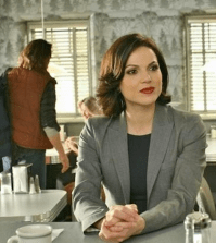 Lana Parrilla as Regina Mills in Once Upon A Time. Image © ABC