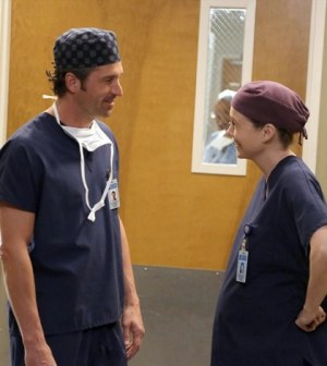 (ABC/Richard Cartwright) PATRICK DEMPSEY, ELLEN POMPEO
