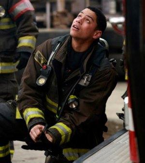 Charlie Barnett as Peter Mills -- (Photo by: Elizabeth Morris/NBC)