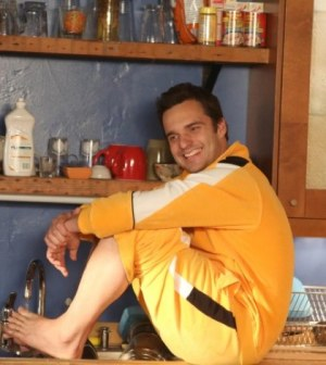 You can do a lot with a Dead Dad Pass. Jake Johnson as Nick. Image © FOX