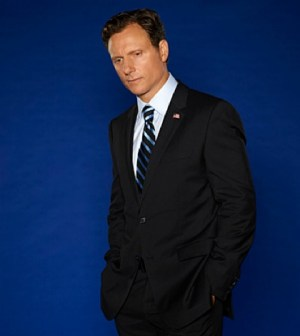 Tony Goldwyn as Fitz in ABC's Scandal.