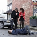 DAVID ANDERS (ON GROUND), ROBERT CARLYLE, EMILIE DE RAVIN
