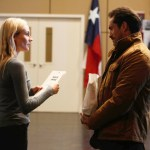 THE BRIDGE - Pictured: (L-R) Diane Kruger, Demian Bichir. CR: FX Network