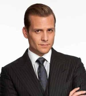 Gabriel Macht as Harvey. Image © USA Network