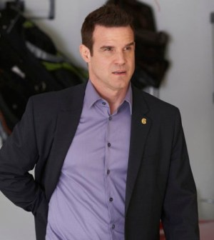 Pictured: Eddie McClintock as Pete Lattimer -- (Photo by: Russ Martin/Syfy)