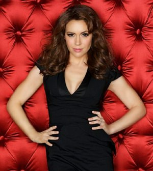 """Mistresses"" stars Alyssa Milano as Savannah (""Savi"") Davis. (ABC/BOB D'AMICO)"