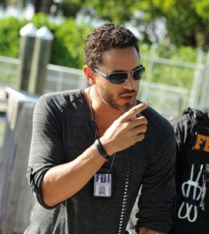 Daniel Sunjata as Briggs (Photo by: Jeff Daly/USA Network)