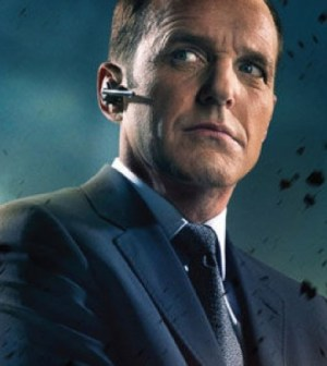 Clark Gregg as Agent Coulson. Image © ABC