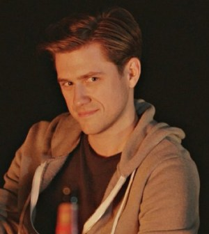 Pictured:  Aaron Tveit as Mike Warren -- (Photo by: USA Network)