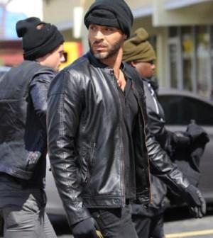 Daniel Sunjata as Paul Briggs. (Photo by: Gene Page/USA Network)