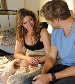 (ABC/Richard Foreman) JES MACALLAN, BRETT TUCKER