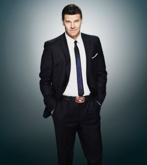 David Boreanaz as Special Agent Seeley Booth. Co.  Cr: Brian Bowen Smith/FOX
