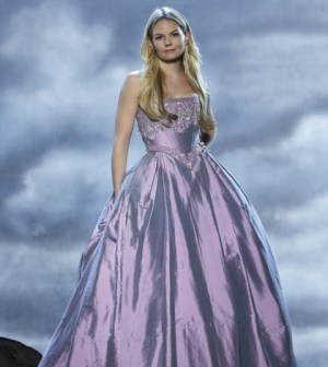 Jennifer Morrison as Emma Swan. (ABC/Bob D'Amico)