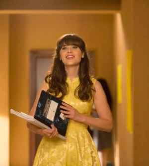 Zooey Deschanel as Jess Day. Cr: Jennifer Clasen/FOX