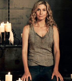 Pictured: Elizabeth Mitchell as Rachel Matheson -- (Photo by: Nino Munoz/NBC)