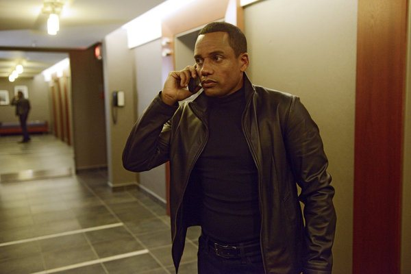 Pictured: Hill Harper as Calder Michaels -- (Photo by: Steve Wilke/USA Network)