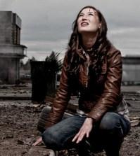 Jennifer Spence in Echoes.
