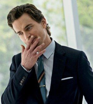 Matt Bomer as Neal Caffrey. (Photo by: David Giesbrecht/USA Network)