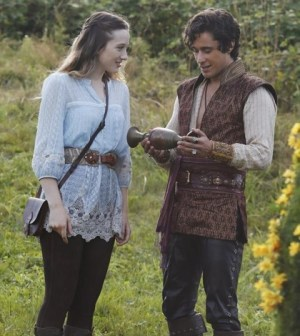 (ABC/Jeff Weddell) SOPHIE LOWE, PETER GADIOT