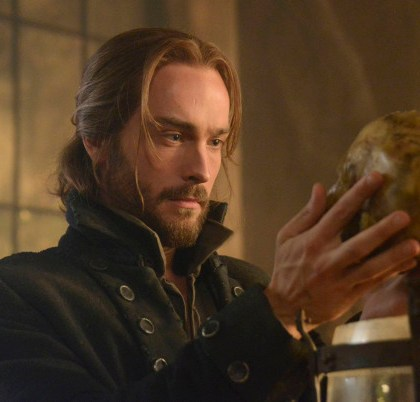 Tom Mison as Ichabod Crane |  Co. CR: Brownie Harris/FOX