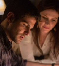 Pictured: (l-r) David Giuntoli as Nick Burkhardt, Bitsie Tulloch as Juliette Silverton -- (Photo by: Scott Green/NBC)