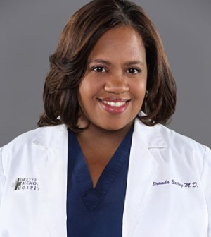 Chandra Wilson as Dr. Miranda Bailey. Image © ABC
