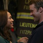 Pictured: (l-r) Monica Raymund as Gabriela Dawson, Jesse Spencer as Matthew Casey -- (Photo by: Elizabeth Morris/NBC)