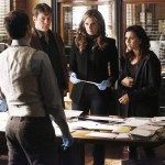 KELLY MCCREARY, SEAMUS DEVER, NATHAN FILLION, STANA KATIC, ALEXANDRA CHANDO, LOLA GLAUDINI