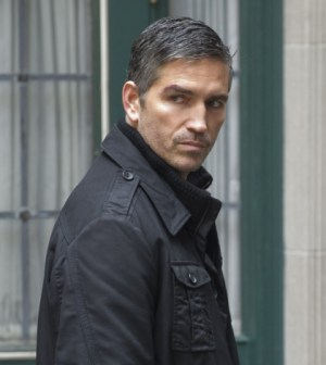 Jim Caviezel as John Reese. Image © CBS