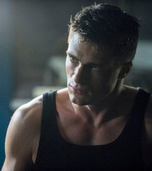 Pictured: Colton Haynes as Roy Harper -- Photo: Cate Cameron/The CW