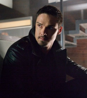 Jay Ryan as Vincent. Photo: Ben Mark Holzberg/The CW.