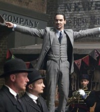 Rhys Meyers as Alexander Grayson -- Photo by: Egon Endrenyi/NBC