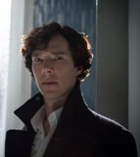 Sherlock Holmes (BENEDICT CUMBERBATCH) - (C) Hartswood Films - Photographer: Robert Viglasky