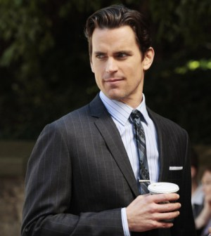 Pictured: Matt Bomer as Neal Caffrey -- (Photo by: Giovanni Rufino/USA Network)