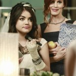 LUCY HALE, LAURA LEIGHTON