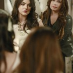 LUCY HALE, HOLLY MARIE COMBS