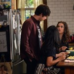 (ABC FAMILY/Eric McCandless) DAVID LAMBERT, MAIA MITCHELL