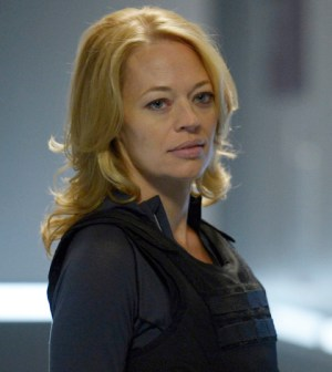 Jeri Ryan as Constance Sutton. (Photo by: Philippe Bosse/Syfy)