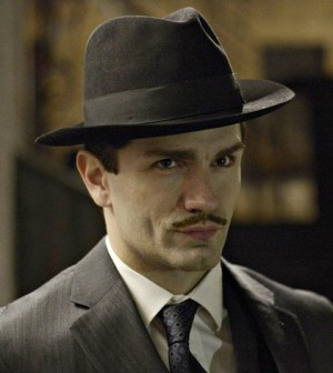Pictured: Sam Witwer as Aidan Waite -- Photo by: Philippe Bosse/Syfy