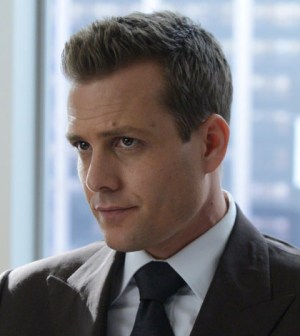 Pictured: Gabriel Macht as Harvey Specter -- (Photo by: Steve Wilkie/USA Network)