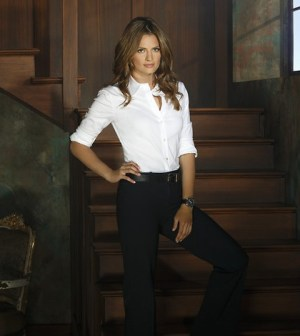 Pictured: Stana Katic as Kate Beckett -- Photo: ABC